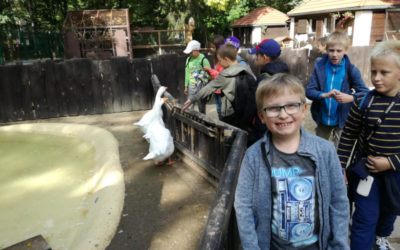 Wycieczka do Ogrodu Zoologicznego w Łodzi