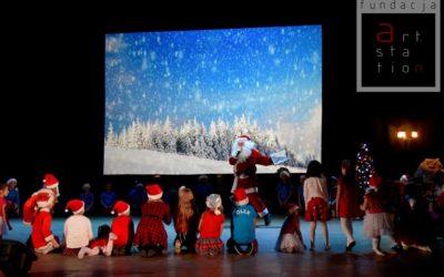 """""""Dzieci Dzieciom. I Ty możesz zostać Świętym Mikołajem"""""""