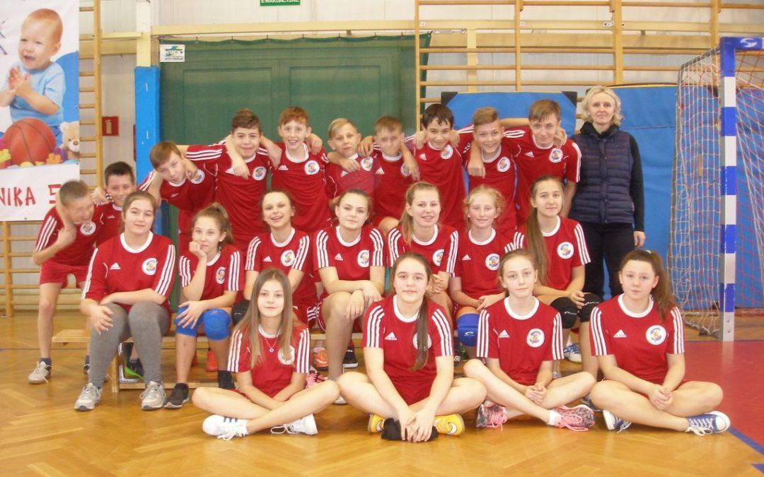 Igrzyska Młodzieży Szkolnej w Piłce Siatkowej