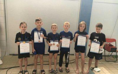 Mistrzostwa Województwa Łódzkiego 9-latków w pływaniu