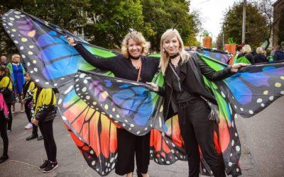 """""""Na skrzydłach motyli"""""""