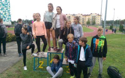 Indywidualne Biegi Przełajowe dla klas IV-VI Szkoły Podstawowej
