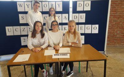 Wybory do Zarządu Samorządu Uczniowskiego