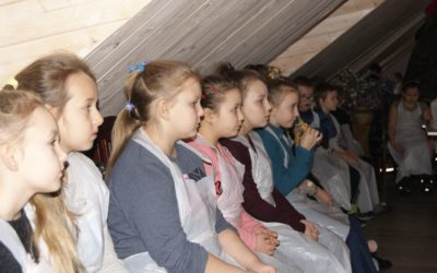 Warsztaty świąteczne w Karczmie Bednarskiej