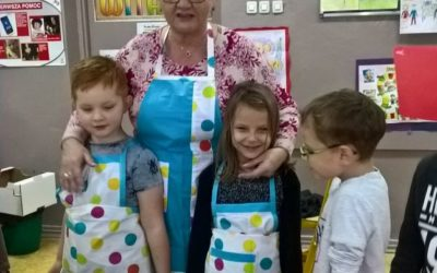 Warsztaty czekoladowe – spotkanie z Babcią Elą