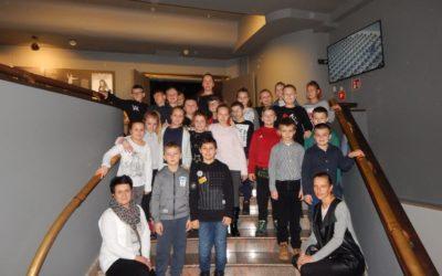 Wycieczka do Warszawy  klasy 3c i 3e