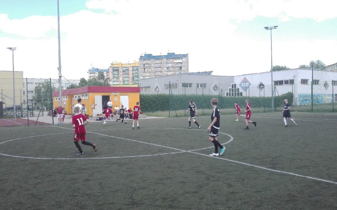 Mistrzostwa szkół w piłce nożnej chłopców
