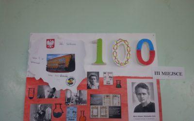 """""""Moja szkoła ma sto lat"""""""