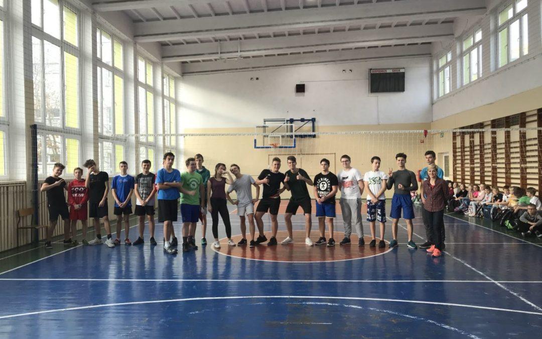 Świąteczny Turniej Siatkówki