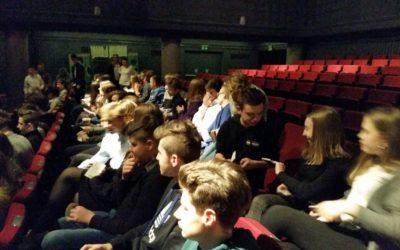 Warszawa teatralnie i zagadkowo – Wycieczka klas 7c,7d i 6a