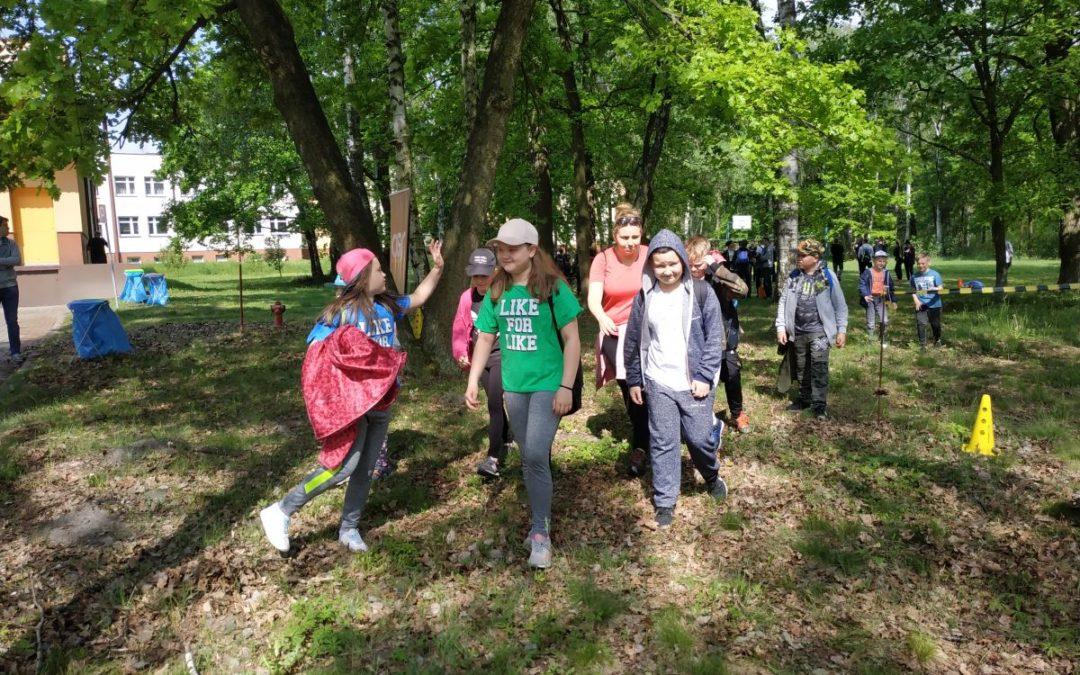 XVIII Rajd Dnia Ziemi Ścieżkami Puszczy Bolimowskiej