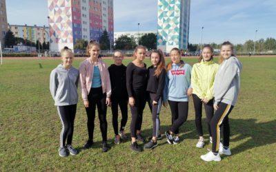 Biegacze inaugurują zawody szkolne