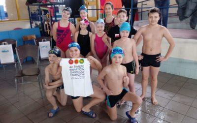 Międzyszkolny Puchar Sprintu w Pływaniu