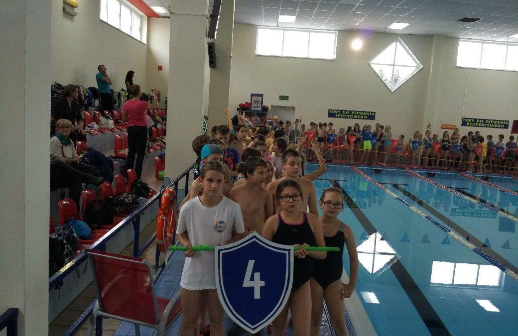 Szkolna Liga Pływacka