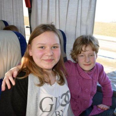 Wycieczka do Warszawy klasy 5c i 5d