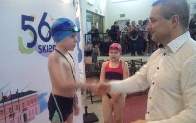 II Skierniewicki Bieg Pływacki