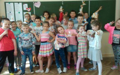 Dzień Mamy w klasie 2A