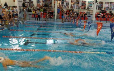 Szkolna Liga Pływacka dla kl. VII SP i II, III G
