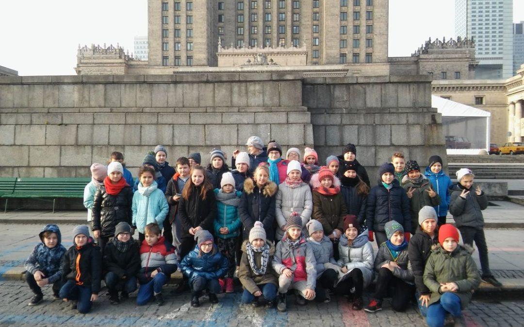 Z wizytą w Warszawie