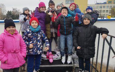 Pierwszy tydzień zimowych ferii w Czwórce cz.2