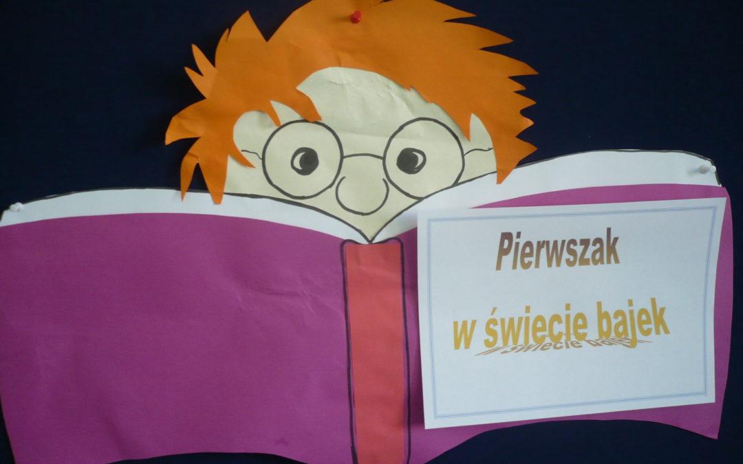 PASOWANIE UCZNIÓW KL.  I NA CZYTELNIKA  czyli przyjęcie ich do grona czytelników biblioteki szkolnej.
