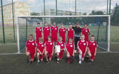 Finał turnieju w piłce nożnej szkół podstawowych
