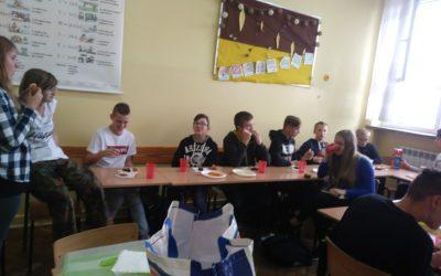 Dzień Chłopaka w klasie 7a