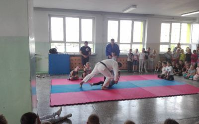 Pokaz Judo