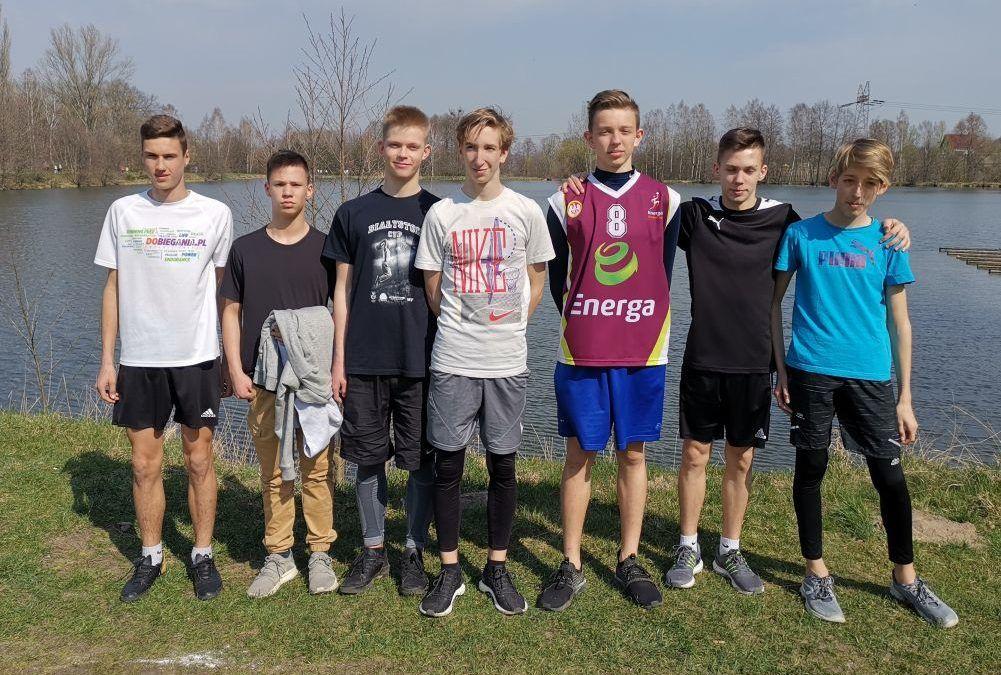 Biegacze SP 4 piątą drużyną w województwie