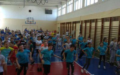 Dzień Sportu dla klas II-III szkoły podstawowej