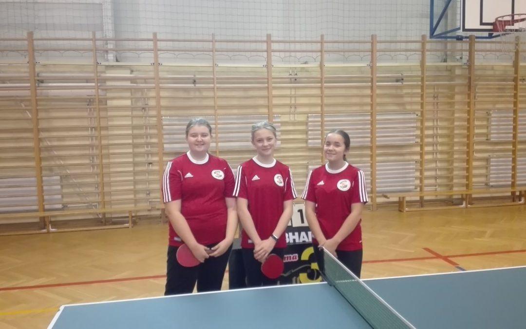 Turniej w tenisie stołowym