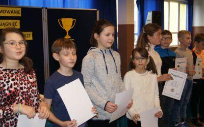 Apel podsumowujący osiągnięcia i sukcesy uczniów klas 1-3