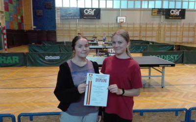 Zawody sportowe – tenis stołowy