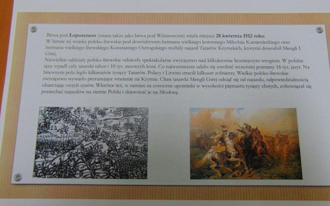 "Ogólnopolski Konkurs Historyczny ""KRĄG – 2020"""