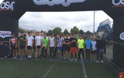 Inauguracja zawodów Szkolnego Związku Sportowego