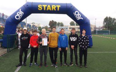Igrzyska Młodzieży Szkolnej – Sztafetowe Biegi Przełajowe